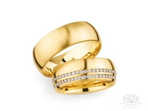 Billige Trauringe by Hochzeitsringe 750 Gelbgold Die Besten Momente Der