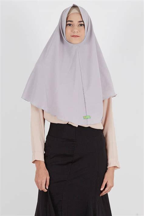 Sale Jilbab Afrakids Ja020 S sell jilbab instan fahma grey instant hijabenka