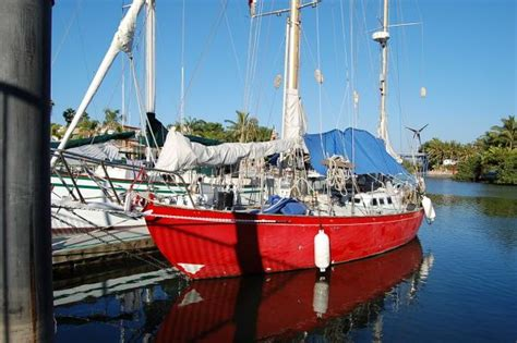 sailboat joshua 1975 joshua by alioth sailing ketch boats yachts for sale