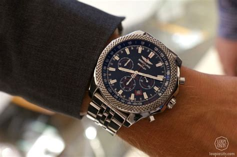 breitling bentley on wrist culinary pilot flight with breitling and les ambassadeurs