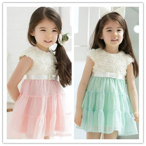 7 Sweet Dresses For Your Baby by Newest Summer Baby Grils Casual Flower Dresses