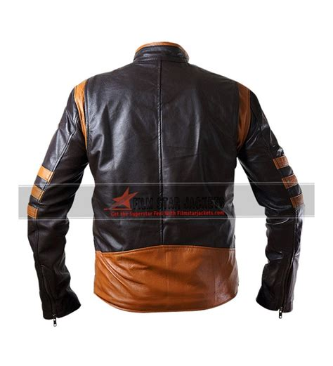 Jaket Wolverine Brown origins wolverine brown jacket