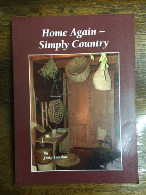 quot home again simply country quot