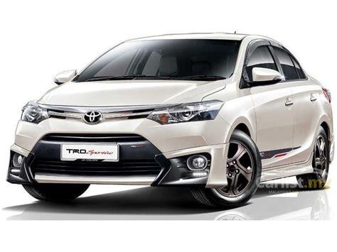 2015 Toyota Vios 1 5 G Trd A T toyota vios 2016 trd sportivo 1 5 in kuala lumpur