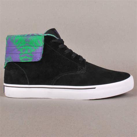 supra shoes supra footwear supra skate shoes black purple