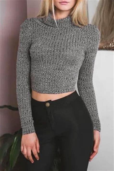best sweater 25 best ideas about crop top sweater on