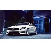 Mercedes Cls 63 AMG Wallpaper  HD Wallpapers