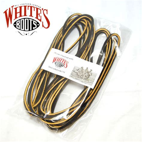 leather boot laces made in usa streetwear denim american style page 3