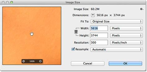 photoshop layout size the new and improved image size dialog box in photoshop cc