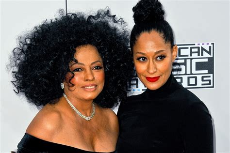 tracee ellis ross chef would diana ross ever join daughter tracee ellis ross on