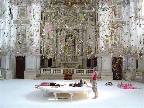 falling garden 20 creative installation exles hative