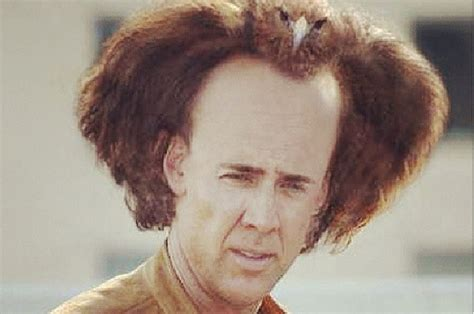 life changing nicolas cage photoshops  prove hes