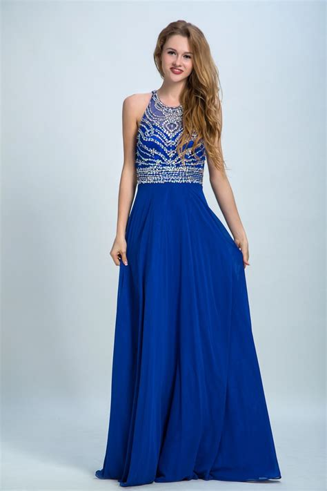 Dress Blue royal blue evening dresses prom dresses royal