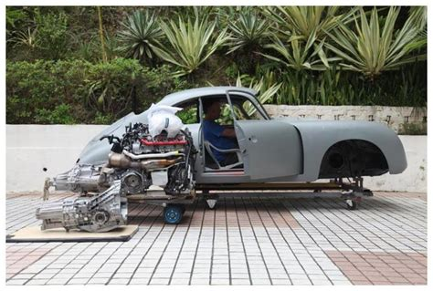 how does a cars engine work 2008 porsche cayenne auto manual porsche 356 with audi v8 mid engine powered insane genius interesting and or unusual