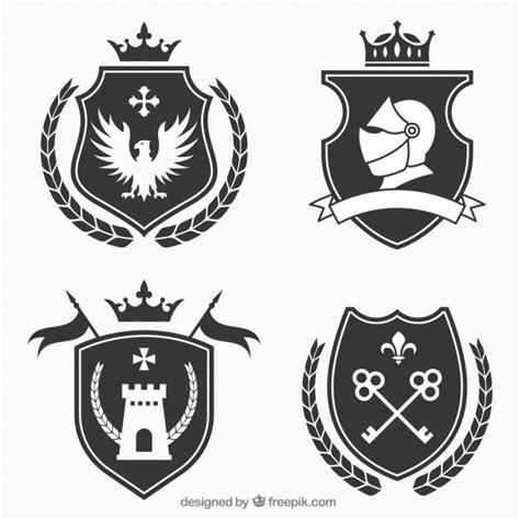 emblem vector emblem design pack vector free