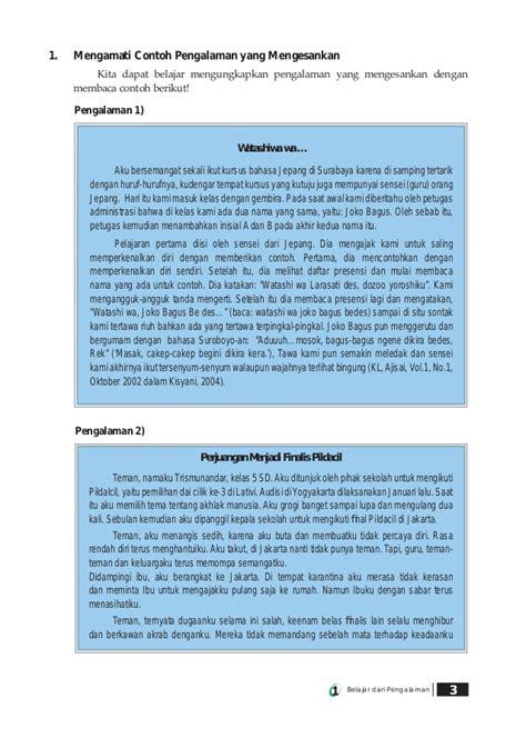 Bahasa Pewara bahasa indonesia smp mts 7