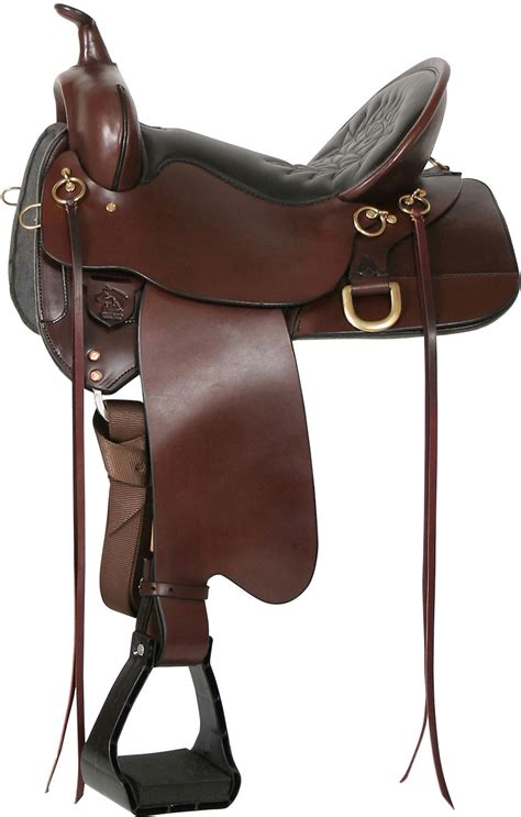 horse saddle 6862 big springs easy fit western horse saddle high horse