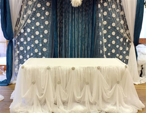 Table Drape by Cinderella Drape For Or Cake Table Draping