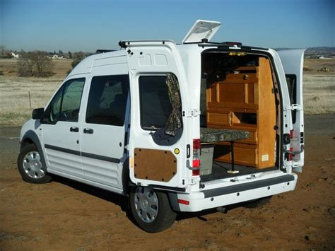 ford transit rv ford transit connect cer cing travel insp