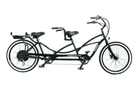 in tandem cricket s great pace pairs books electric two rider bicycles tandem pedego interceptor