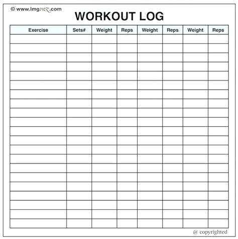 workout template excel workout log excel standardbaku club