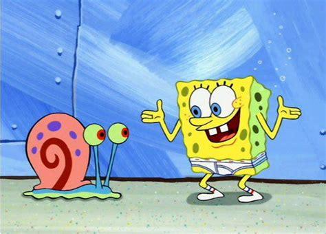 Spongebob Snail Food