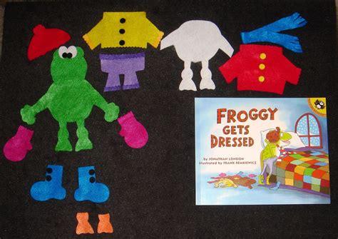 froggy gets dressed template froggy gets dressed felt board story set 19 00 via etsy