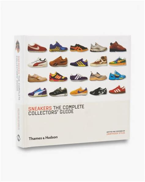 the complete collectors guide trainers book