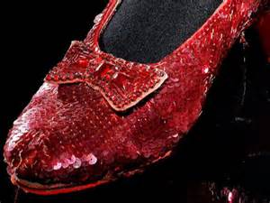 Wizard Of Oz Slippers by Ruby Slippers From The Wizard Of Oz Ecouterre
