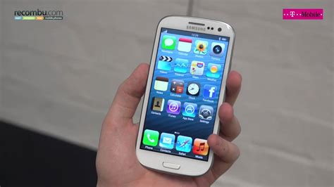 how to make the galaxy s3 look like a galaxy s5 full how to make your samsung phone look like an iphone youtube