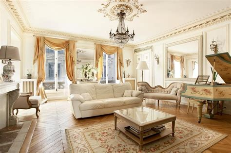 how to decorate your house in parisian style 7 beautiful french living room style design ideas roohome