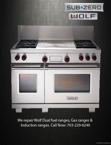 wolf stove appliance repair and sub zero wolf appliances repair same day service in northern va maryland d c