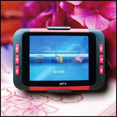 Digital Tv Mp4 3 5 inch lcd mp5 player with mp4 player sugar product catalog