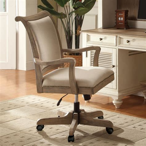 Home Office Desk Chair Riverside Home Office Desk Chair 32438 Royal Furniture And Design Key West Florida