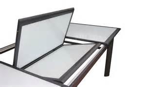 Barton extendable table get outside