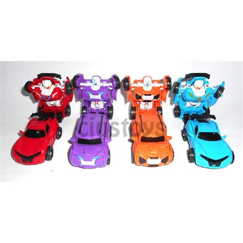 Mainan Mini Tobot Series 4pcs Tobot X W Y Z jual tobot w x murah garansi dan berkualitas id store