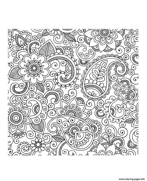 free paisley coloring pages paisley iran coloring pages printable