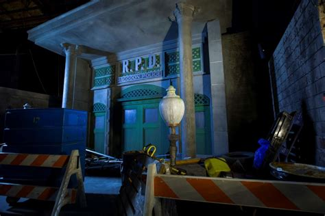 Re4 Cabin Fight by Universal Studios Orlando Horror Nights 23 Report