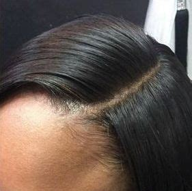 lace closure installed flawless install