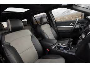 2017 Ford Explorer 2017 Ford Explorer Interior U S News World Report