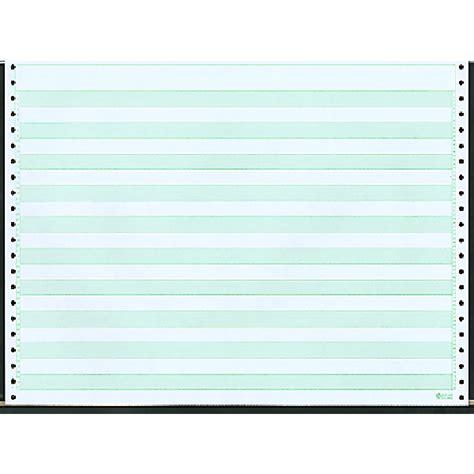 printable dot matrix paper 12 x 8 1 2 quot computer paper continuous paper dot matrix