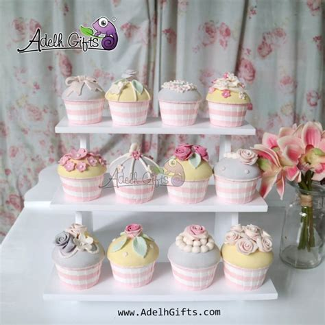 Jual Rak Cupcake adelh gifts shabby chic vintage and decoupage