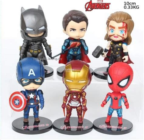 Marvel Iron 3 Series 003 Iron Mini Figure the q version figures batm end 6 8 2018 11 11 am