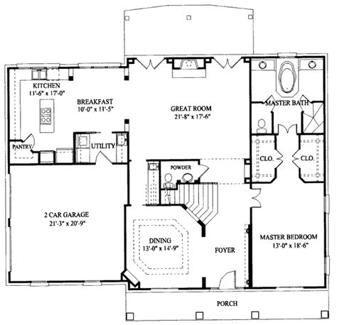 250 square foot apartment floor plan southern style house plan 5 beds 3 5 baths 3359 sq ft