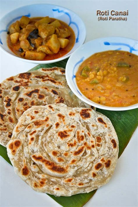 roti canai recipe chicken curry
