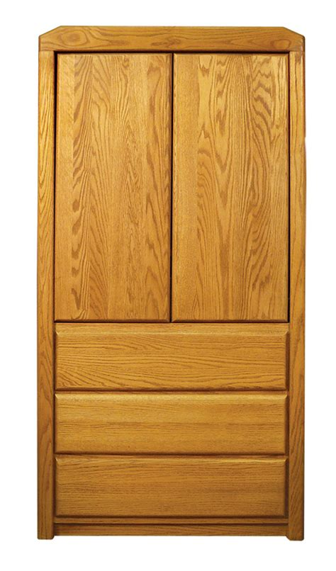 Oak Armoire Waterbed Marathon Oak Tv Armoire Marathon Collection Oak