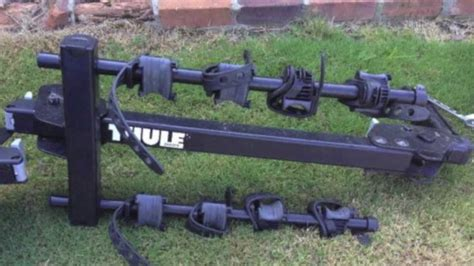 Top Bike Racks For Hitch by Best Thule Bike Rack Carriers From Rear Trunk To Trailer Hitch Mount Racks For Cars