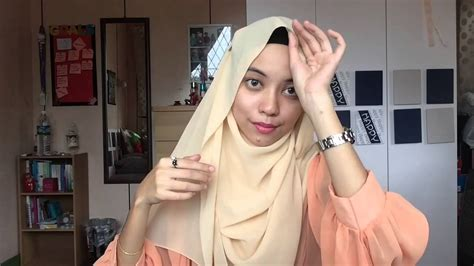 youtube tutorial shawl chiffon chiffon loose shawl tutorial ieyraismail youtube