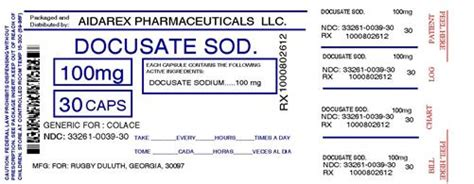 Are Stool Softeners Habit Forming by Non Habit Forming Stool Softener Aidarex Pharmaceuticals