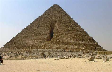 piramide interno il cairo egitto gli enigmi della terza piramide di giza